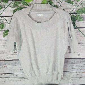 CAbi short sleeve sweater size XXS